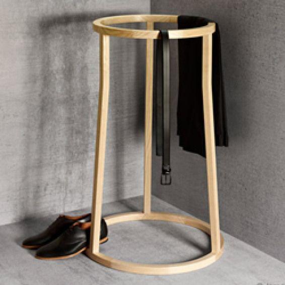 Uma by James Smith Designs. A clothes stand with minimal design a .
