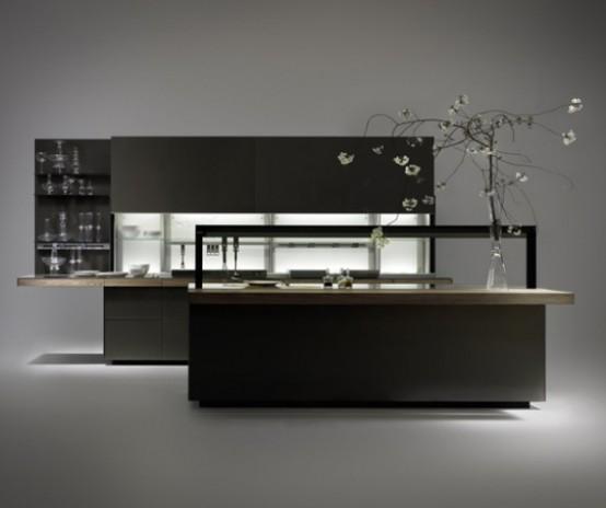 Minimalist And Timeless Genius Loci Kitchen - DigsDi