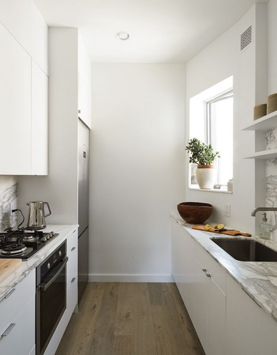 minimalist kitchen design Archives - DigsDi