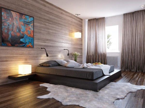 60 Stylish Bachelor Pad Bedroom Ide