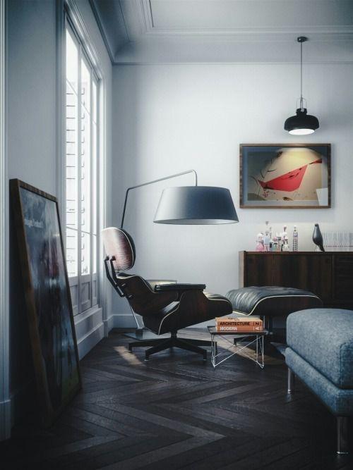 Random Inspiration 161 | Minimalism interior, Bachelor pad living .