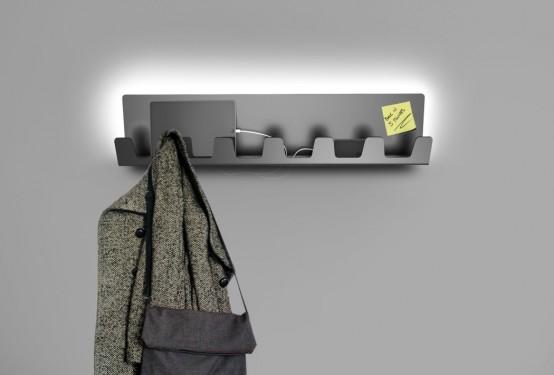 modern coat racks Archives - DigsDi
