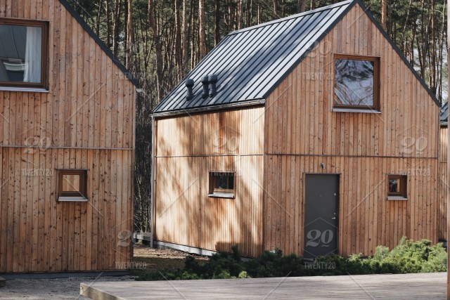 Forest, house, wooden, home, ecological, country-house .