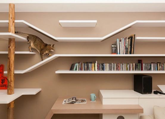 minimalist shelf Archives - DigsDi