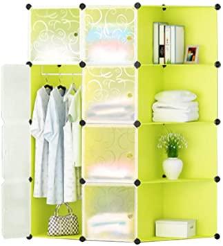 Amazon.com: Sciever- Multifunctional Storage Wardrobe, Modern .