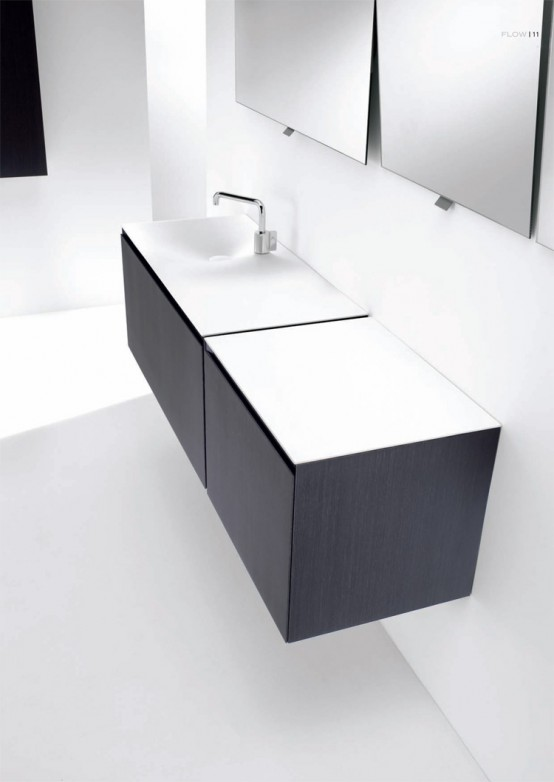 Modern Bathroom Furniture With Storage Cabinets from Cosmic - for .