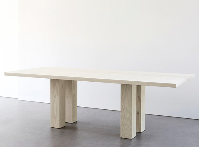 Purity of Material – The Pure Minimalist Furniture Collection by .