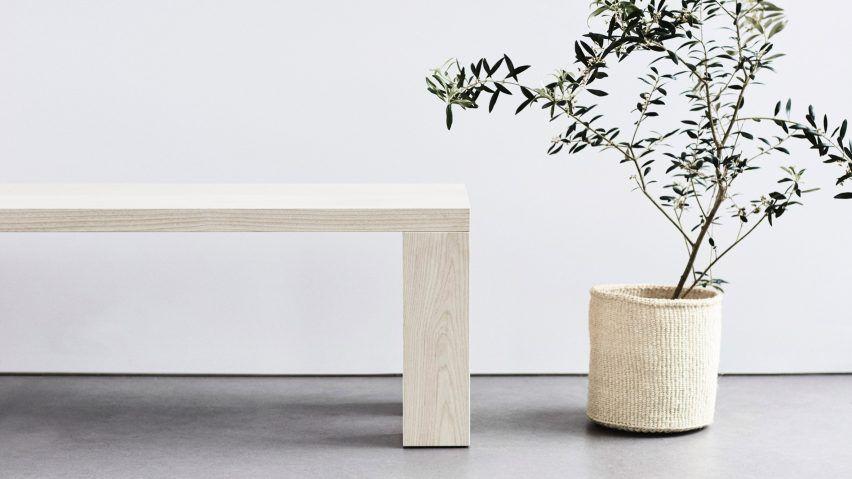 Hampton's beach landscape informs minimalist furniture collecti