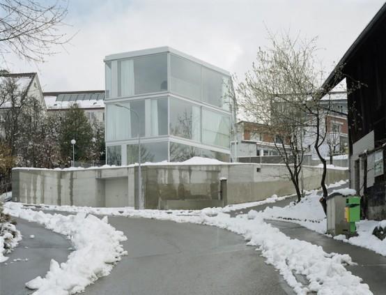 minimalist modern house Archives - DigsDi