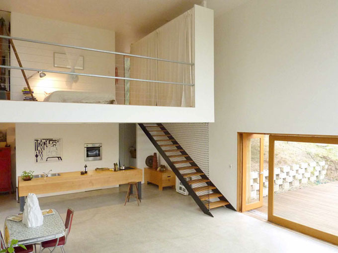 Bonnet Hill House: Simple, Honest (Minimalist) Living in Tasman