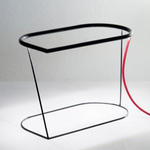 Minimalist Interaction Lamp That Accentuates Objects - DigsDi