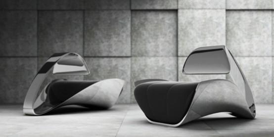 futuristic chairs Archives - DigsDi