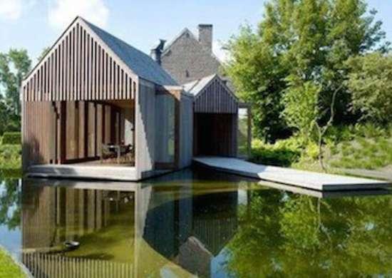 Tiny House Designs - 10 Tiny Lake Houses - Bob Vi