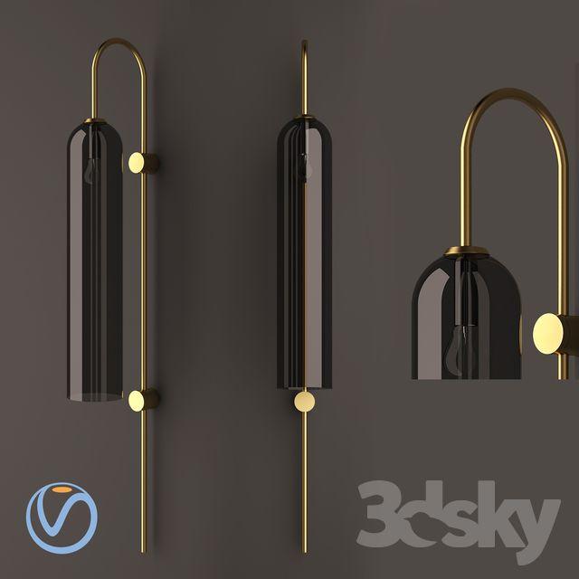 Float Minimalist Light_Black | Minimalist lighting, Wall lights, Lig