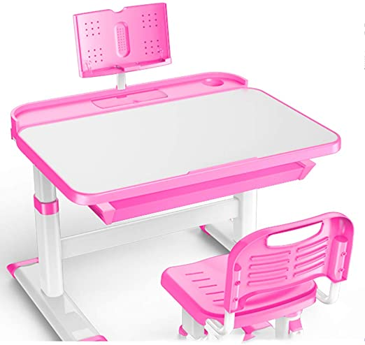 PIGE Multi-Functional Children's study table and Chair Set .