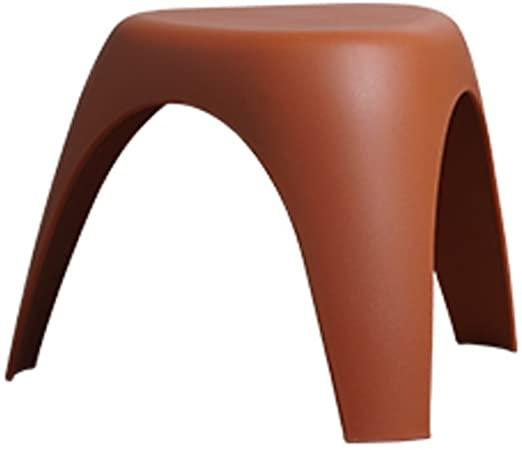 Amazon.com: SangreAzul Plastic Minimalist Nordic Style Stool .