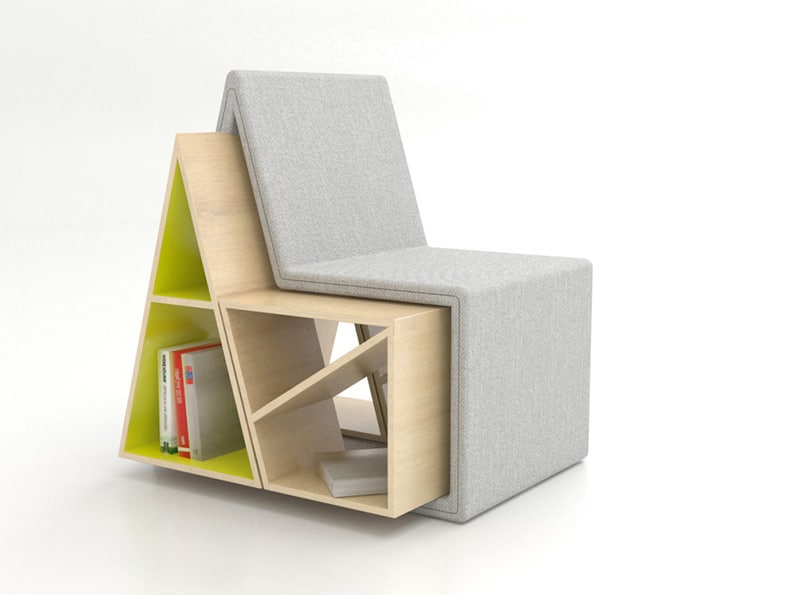 28 Multifunctional Furniture Ideas For Small Apartments – Vur