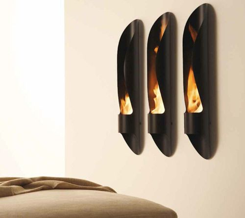 Tube Outdoor Bioethanol Fireplace by Acquaefuoco | Bioethanol .