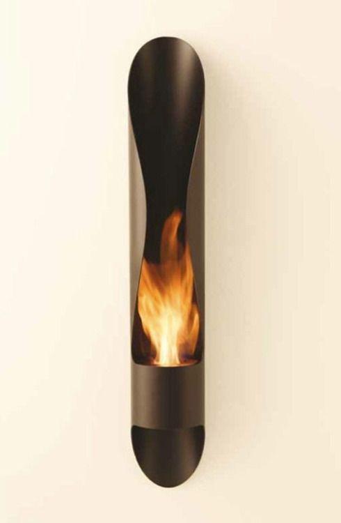 thedesignwalker | Bioethanol fireplace, Fireplace design, Desi