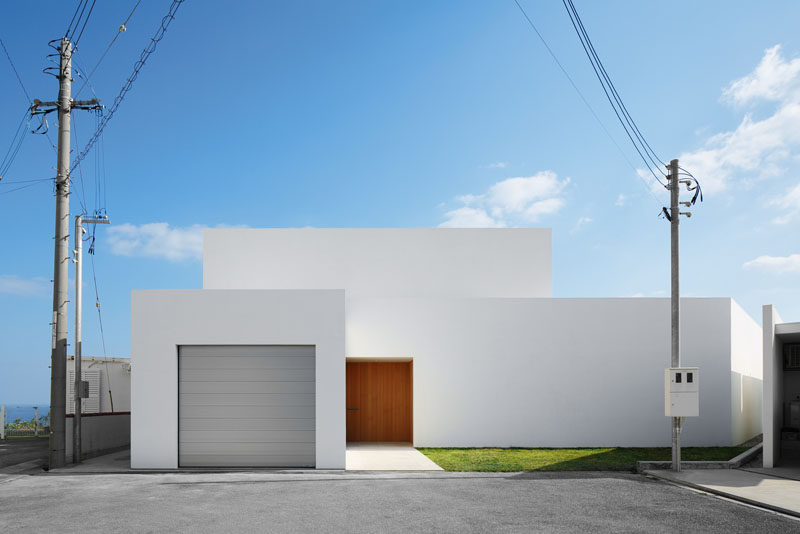 12 Minimalist Modern House Exteriors From Around The Wor