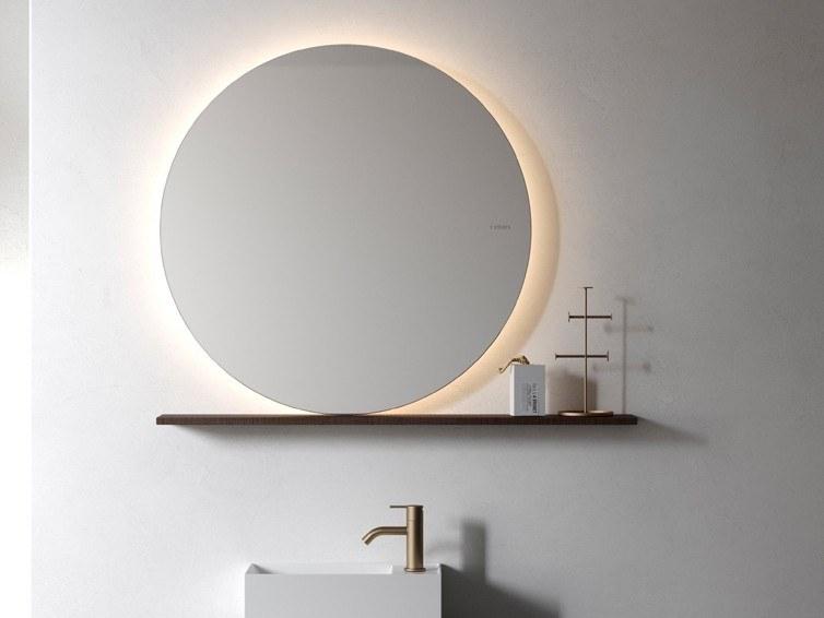 NORM | Round mirror By INBA