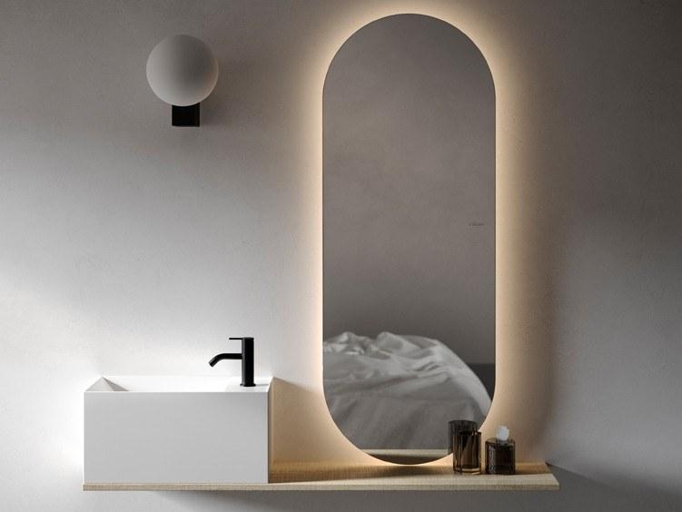 NORM | Oval mirror By INBA