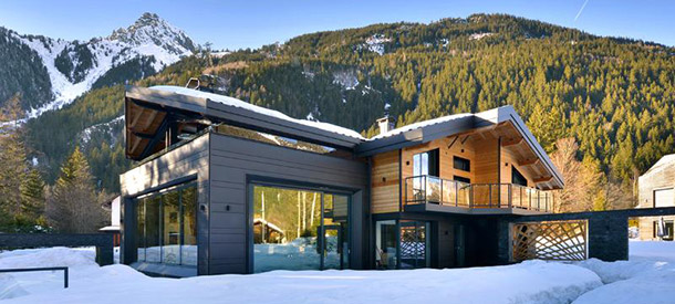 Skip Chairlift Lines With The 20 Most Extraordinary Ski Chalets In .