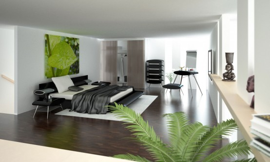 bedroom design simple: Modern And Stylish Rooms With Answeredesi