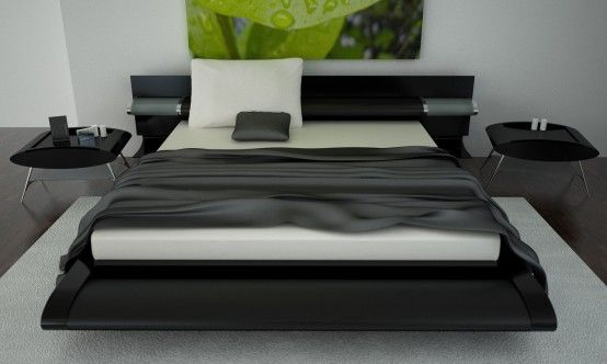 Modern and Elegant Bedrooms by Answeredesign (With images) | White .