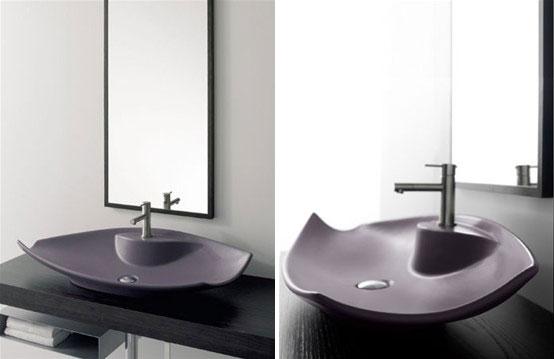 colored washbasins Archives - DigsDi