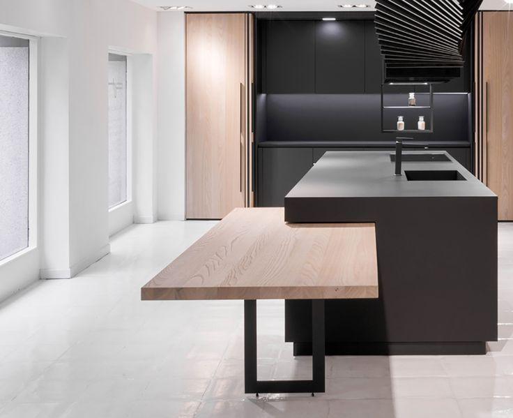 Idée: Panel de bois ikea (comptoir de cuisine) avec patte. Ilot .