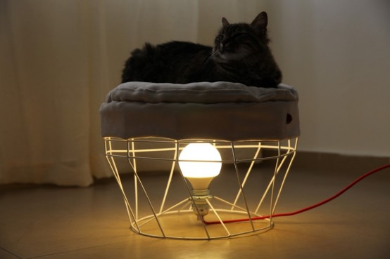 Modern And Smart Duet Furniture Line For Cat Owners - DigsDi