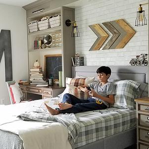 Modern And Stylish Teen Boys Room Designs Fashion Trendy Home .