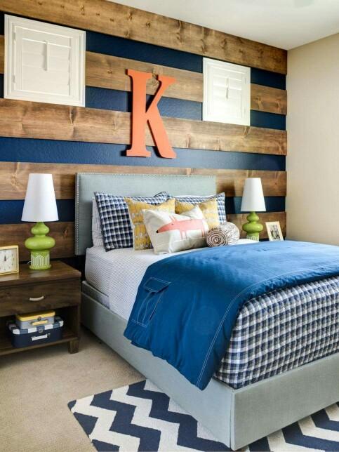 55 Modern And Stylish Teen Boys' Room Designs - DigsDi