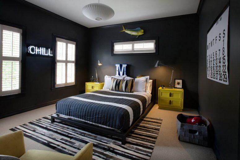 Bedroom Cool Teenage Bedrooms For Guys Cool Teenage Bedrooms For .