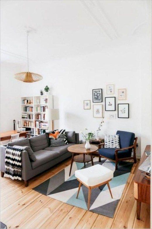 Amazing Small Apartment Living Room 08 | Apartment living room .