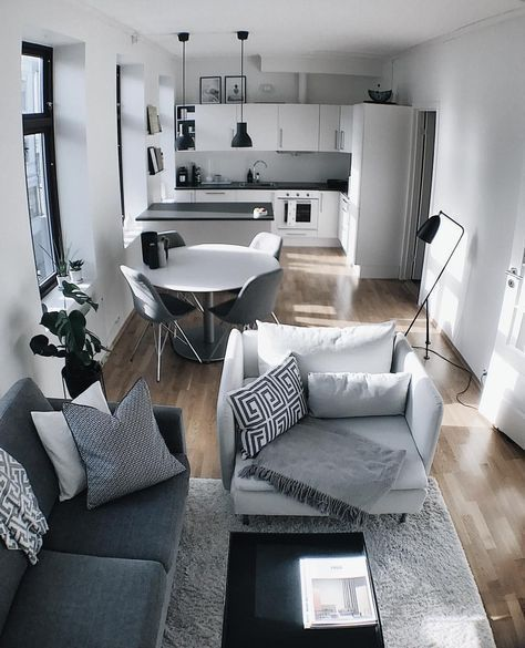 20 Apartment Decorating Ideas On A Budget. Small Living Room .