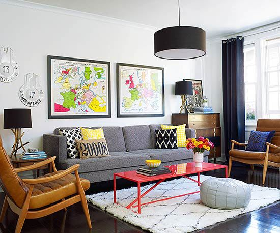 Before and After: A Modern Makeover for a Small Apartment | Small .