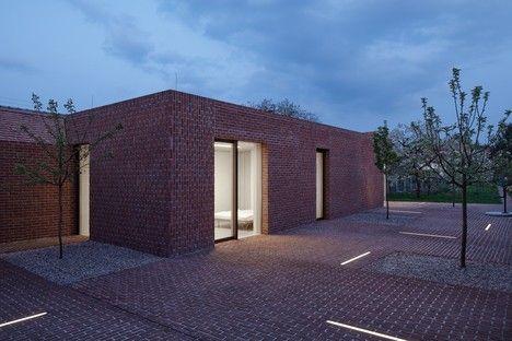 An elegy of brick: Brick Garden with Brick House by Jan Proska in .