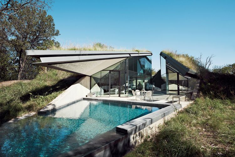 modern house exterior Archives - DigsDi