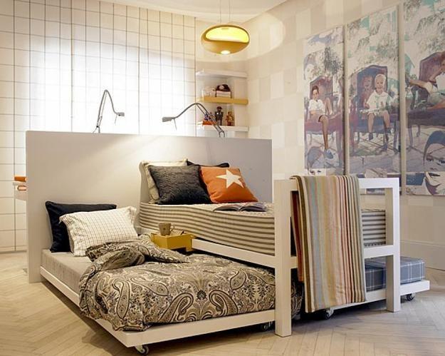 30 and Three Children Bedroom Design Ideas | Modern kids room .