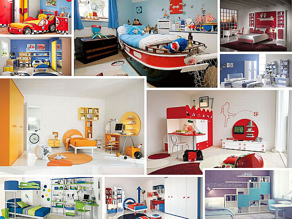 23 Modern Children Bedroom Ideas for the Contemporary Ho
