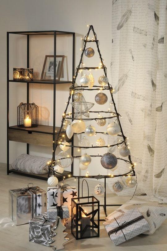 Merry Christmas ! #christmas #merry | Modern christmas tree .