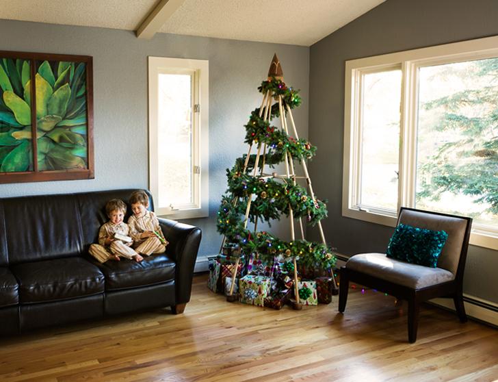Jubiltree Wooden Christmas Tree Alternative « Inhabitat – Green .