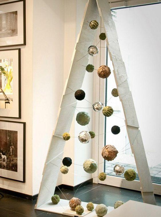32 Amazing Modern Christmas Tree Design Ideas | Alternative .