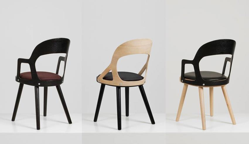 Colibri Chair by Markus Johansson for Han
