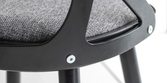Modern Colibri Chair With A Nordic Touch - DigsDi