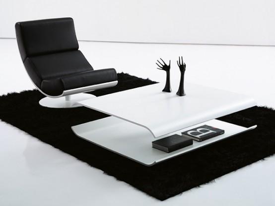 50 Modern And Creative Coffee Tables - DigsDi