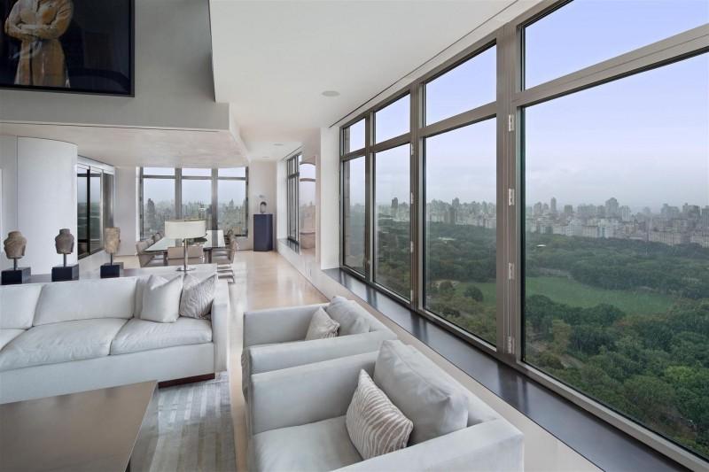 Exclusive Duplex Penthouse in Manhatt