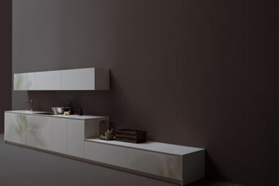 Modern Kitchen And Bathroom Furnitu